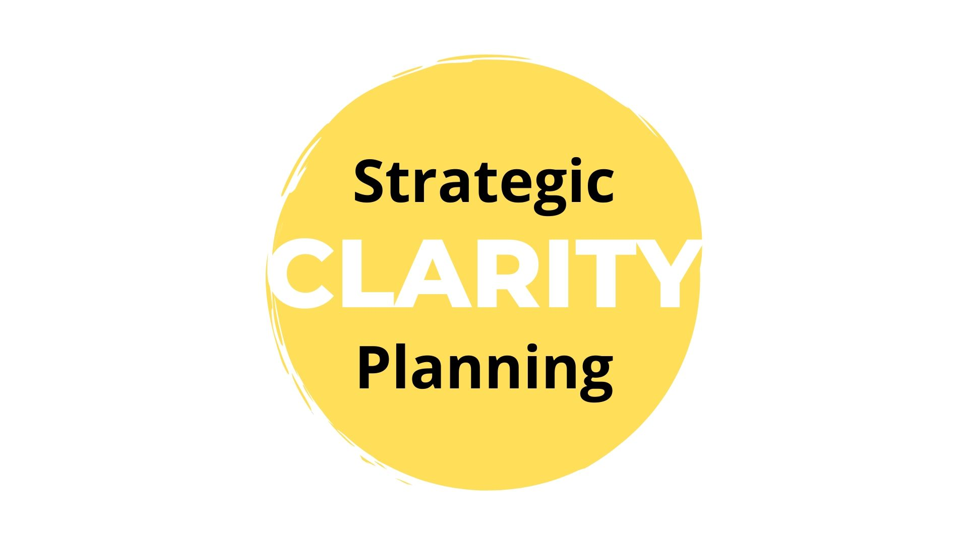 Personal Coaching on Strategic Planning